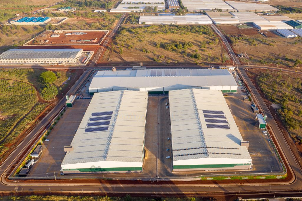ALP North Warehouses at Tatu City