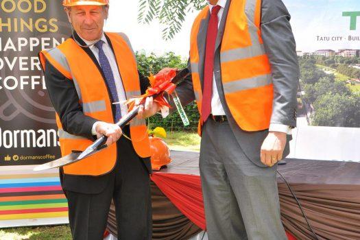 Dormans Coffee Establish Global Headquarters at Tatu City