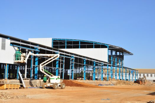 Tatu Industrial Park February 2017