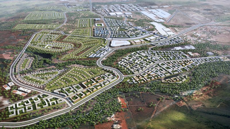 An overview of Tatu City plan