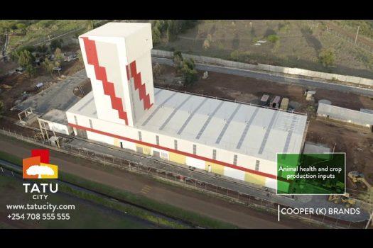 Tatu City Progress Update March 2020