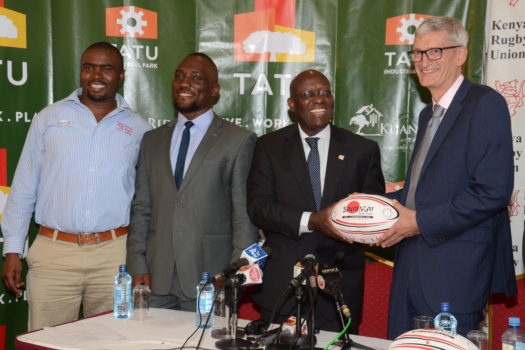 Tatu City Teams Up with the KRU